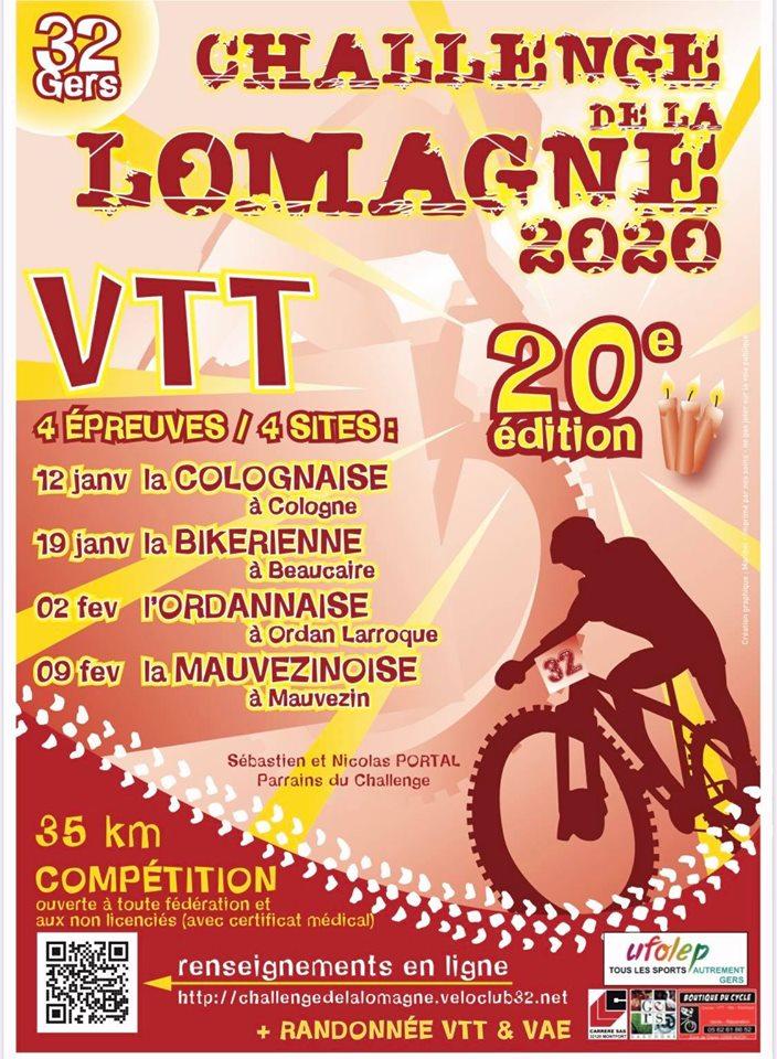 challenge de La Lomagne