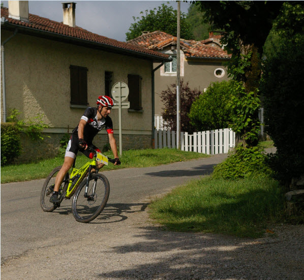 Tibo Vassal vainqueur de La Noble'Race 2015