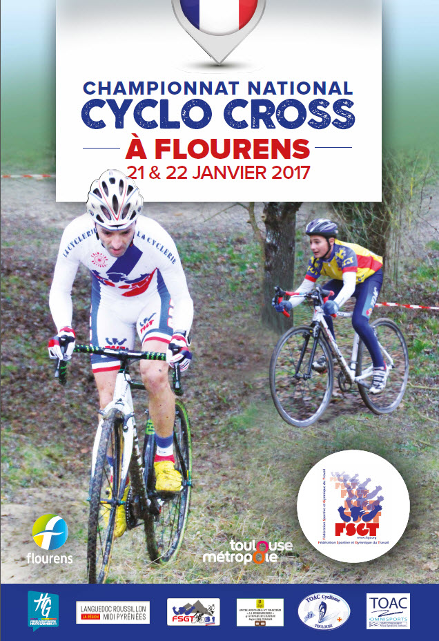 affiche cyclo cross national 2017