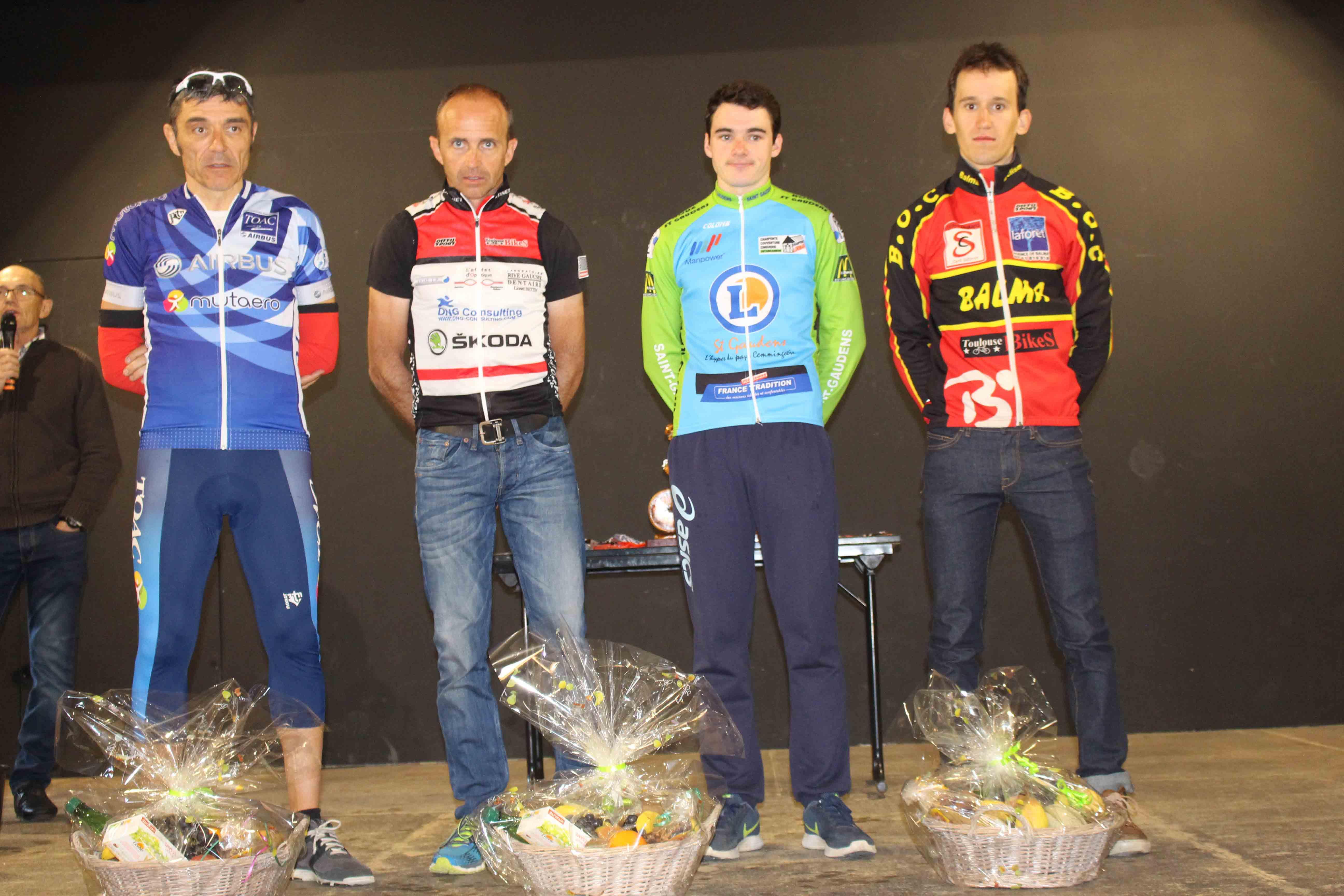 Thierry Thoa vainqueur du challenge en 4e catégorie!