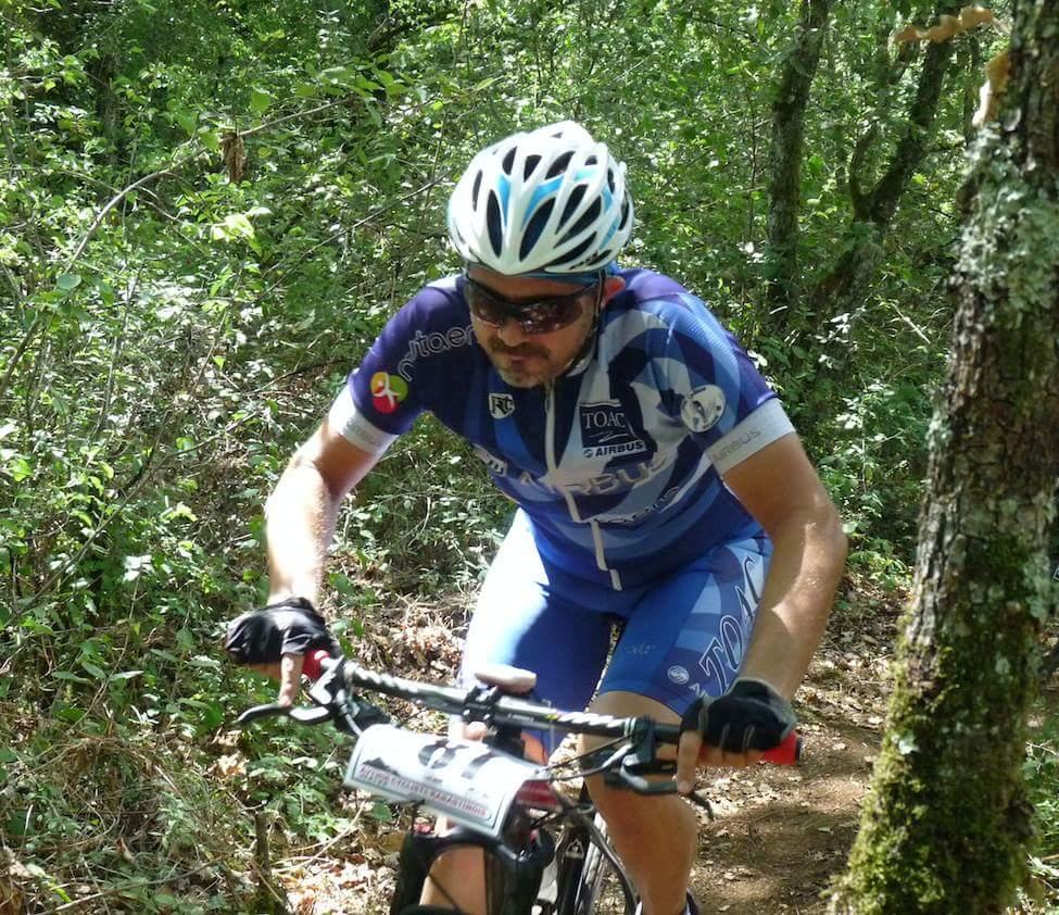 José dans la forêt Puycelsienne!