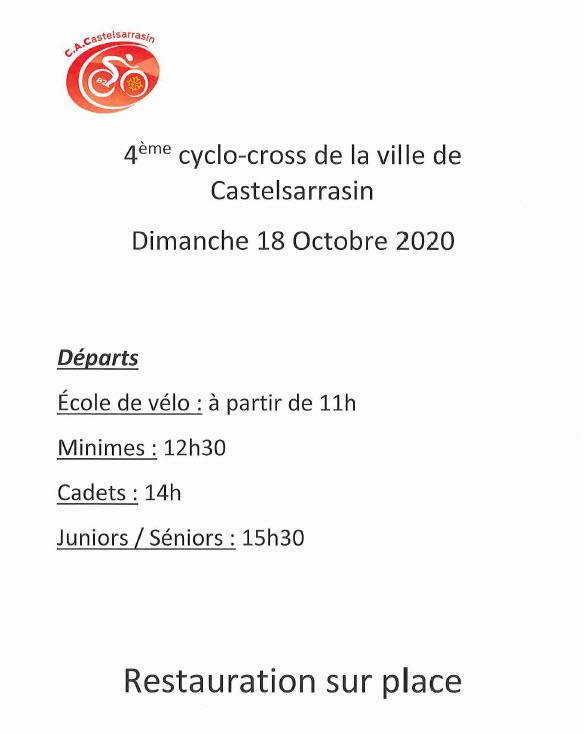 CX Castel 2020