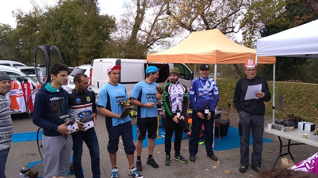 3e place du Team Fantuz-Breemeersch