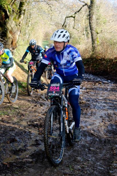 Patrick dans la boue aveyronnaise!