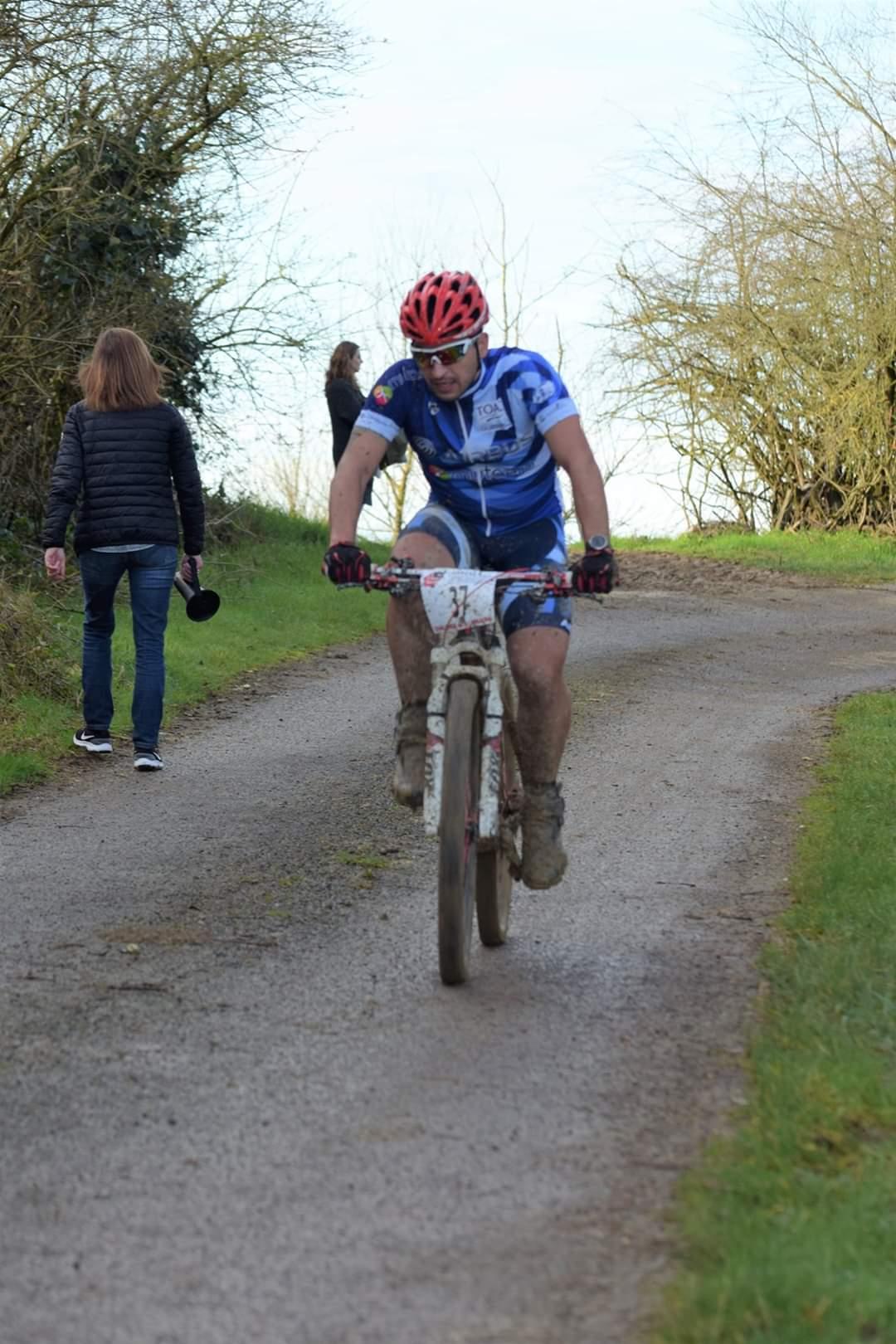 Vélo boueux, vélo Lomagneux!