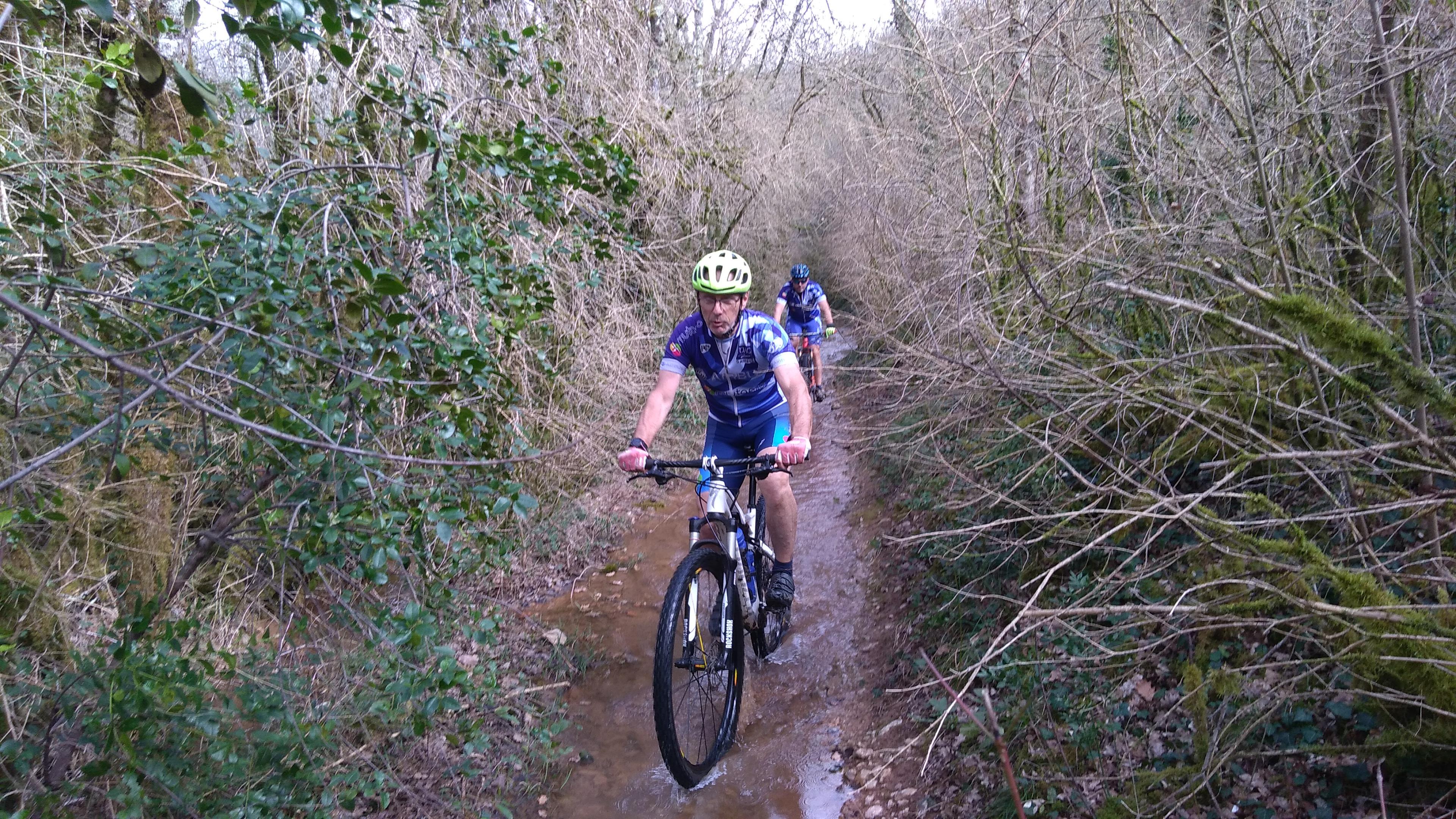 Patrick se fait un trip façon Lomagne sans la boue!